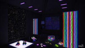 Salle noire (stimulation sensorielle)
